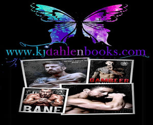 KJ Dahlen Books Gift Card