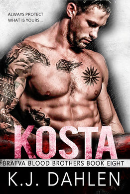 KOSTA Bratva Brothers #8 Single