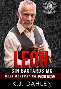 Leon-Sin's-Bastards-Special-Edition-Single