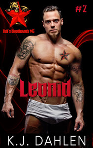 Leonid-Hell's-Bloodhounds-MC-#2-Single