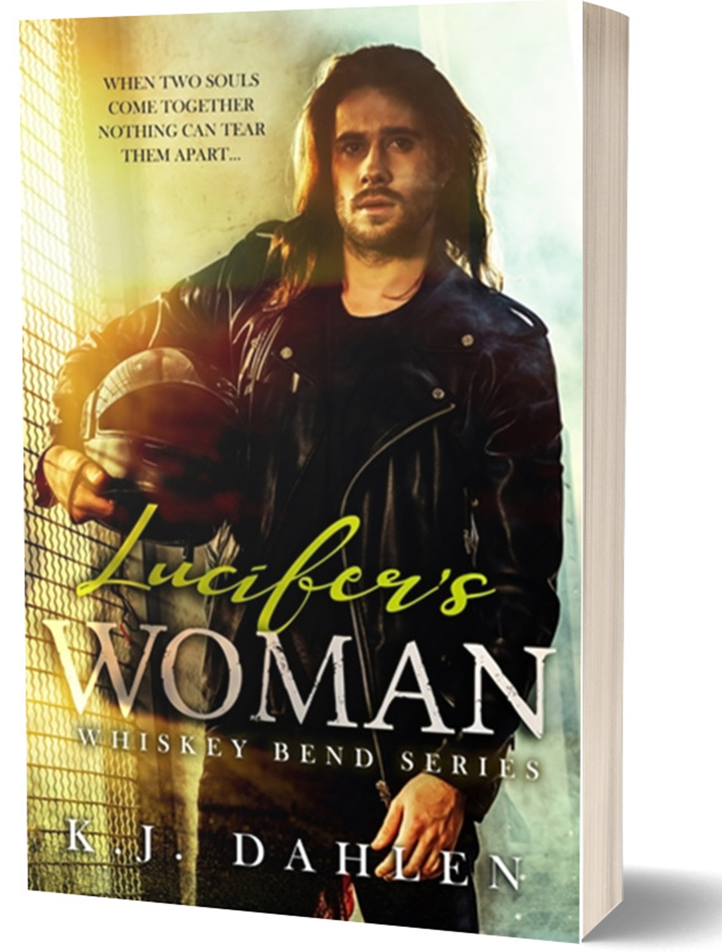 Lucifer's Woman Paperback