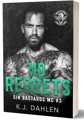 No Regrets-Paperback