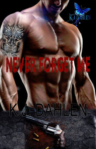 Never Forget Me (NEW BOOK)