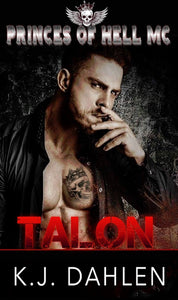 Talon- Princes Of Hell MC-#1-single