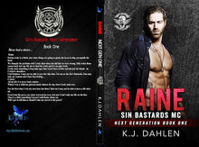 Load image into Gallery viewer, Raine Paperback