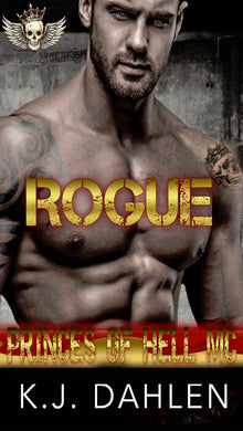 Rogue- Princes Of Hell MC Book Two-single