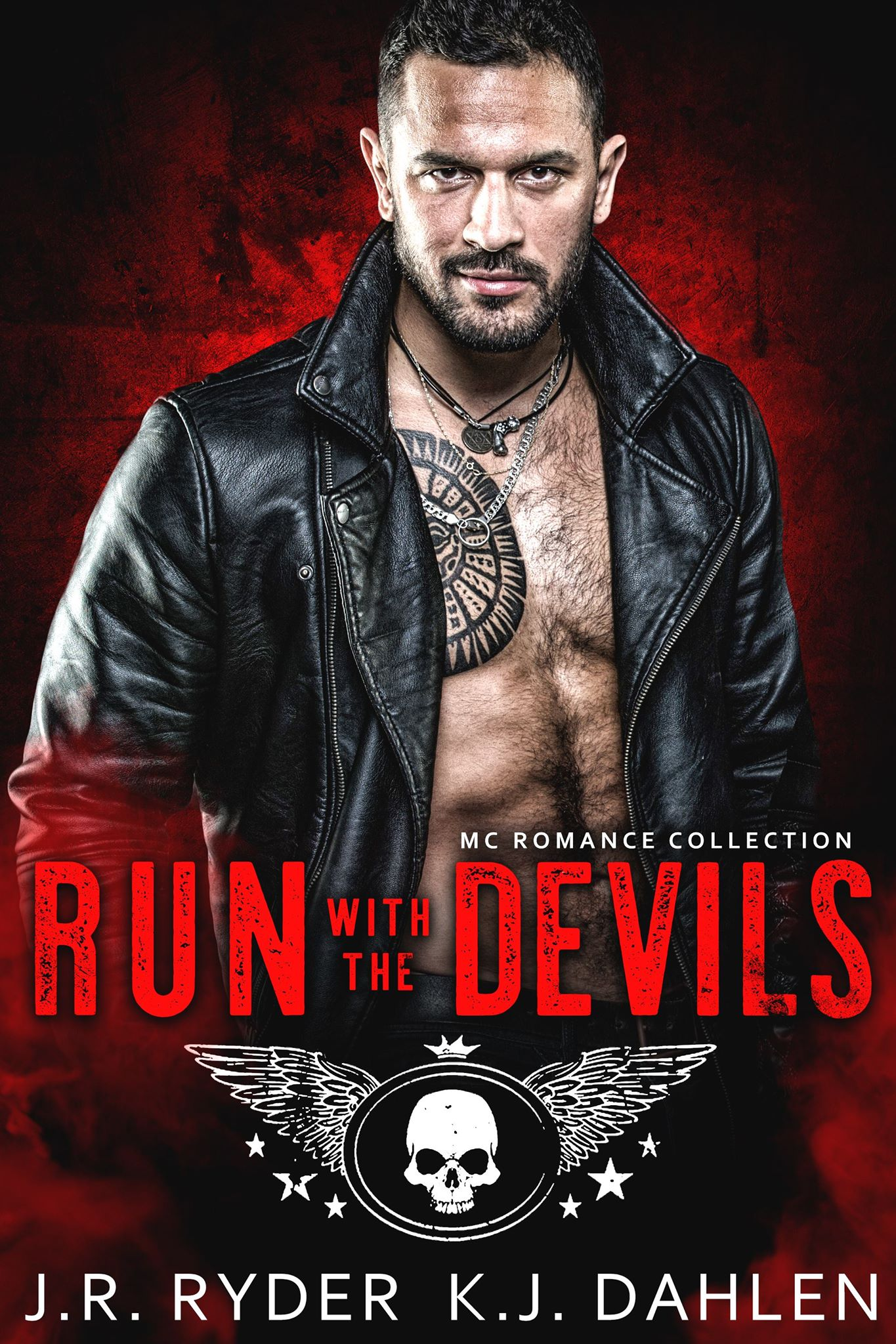 Run With The Devils Collection (JAXSON SERIES) (This Kindle set is only available at this site)