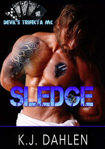 Sledge-Book-3 Devil's Trifecta-single