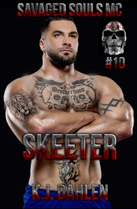 Skeeter-Savaged Souls MC-#10-Single