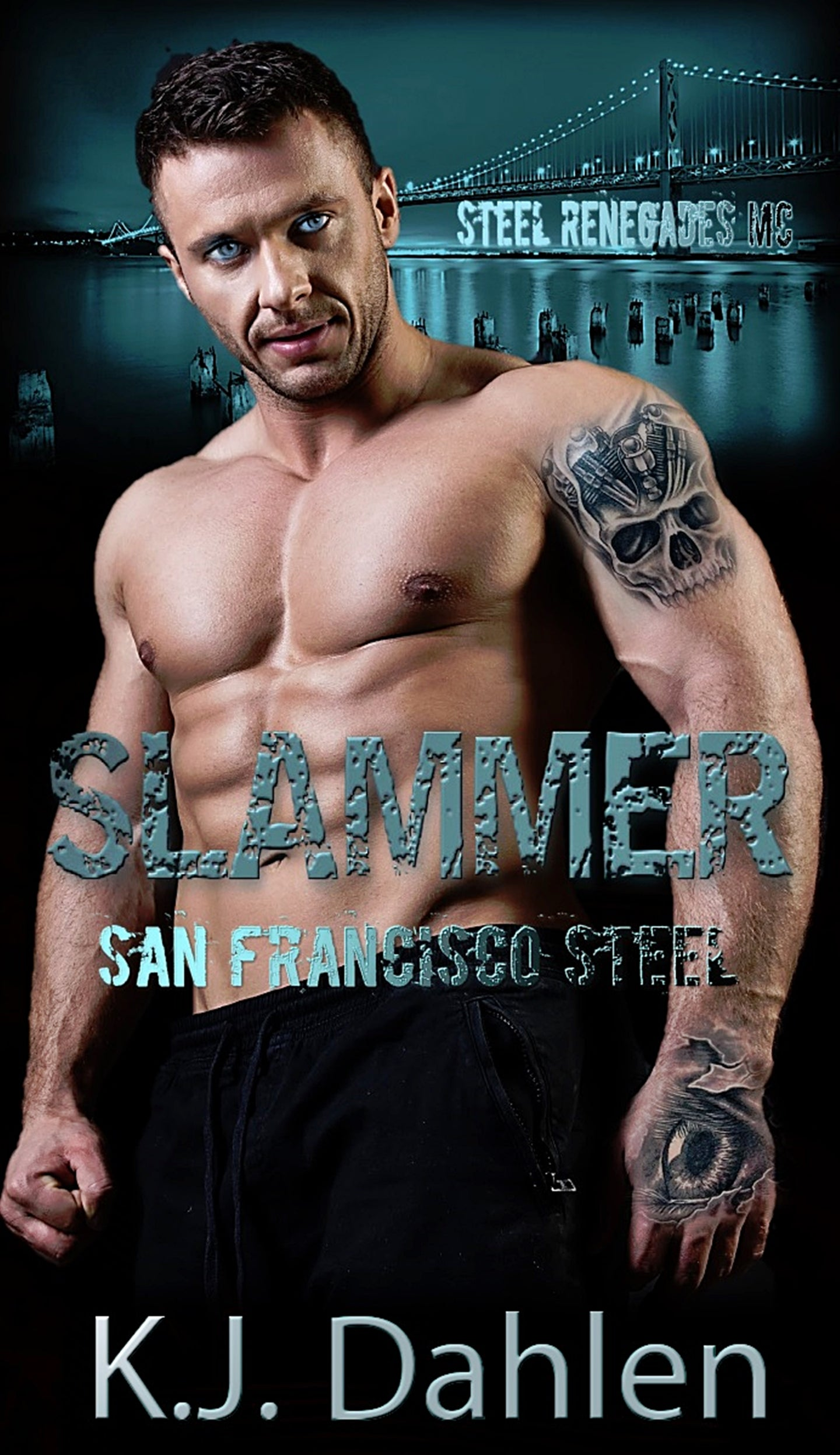 Slammer-San-Francisco-Steel-#1-Novella-single