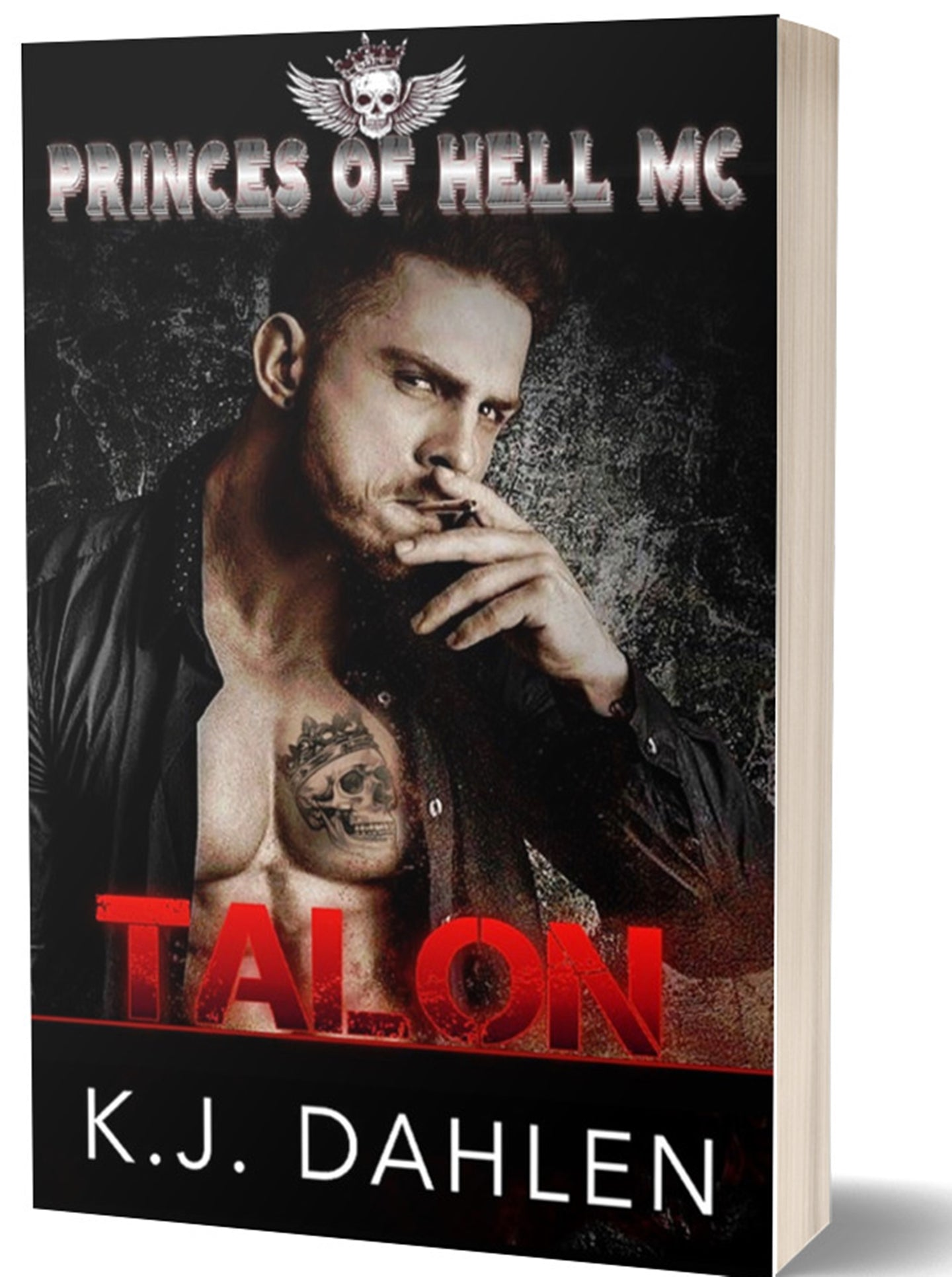 Talon Book One Princes Of Hell MC Paperback