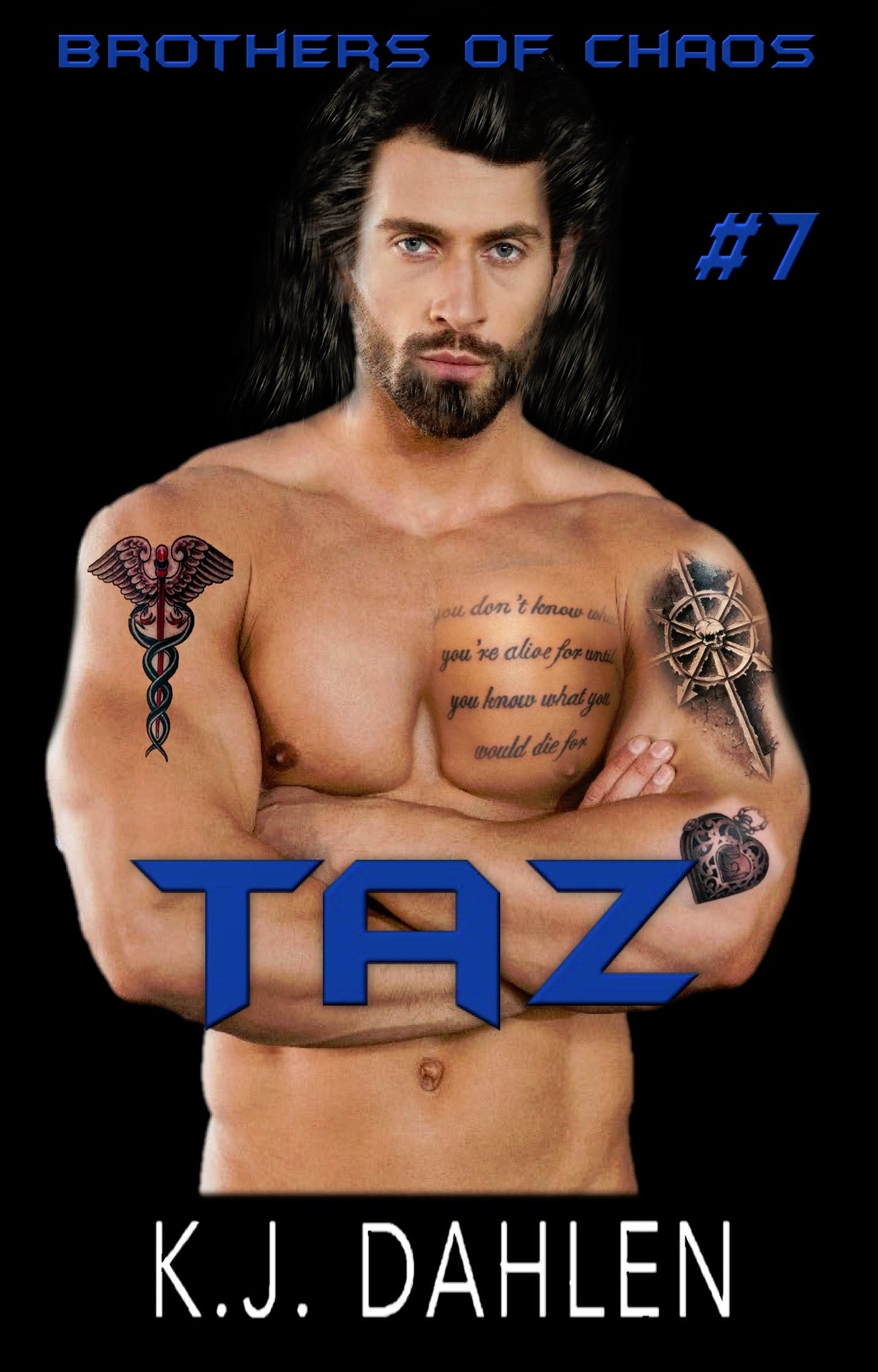Taz-Brothers- Of-Chaos-#7-Single