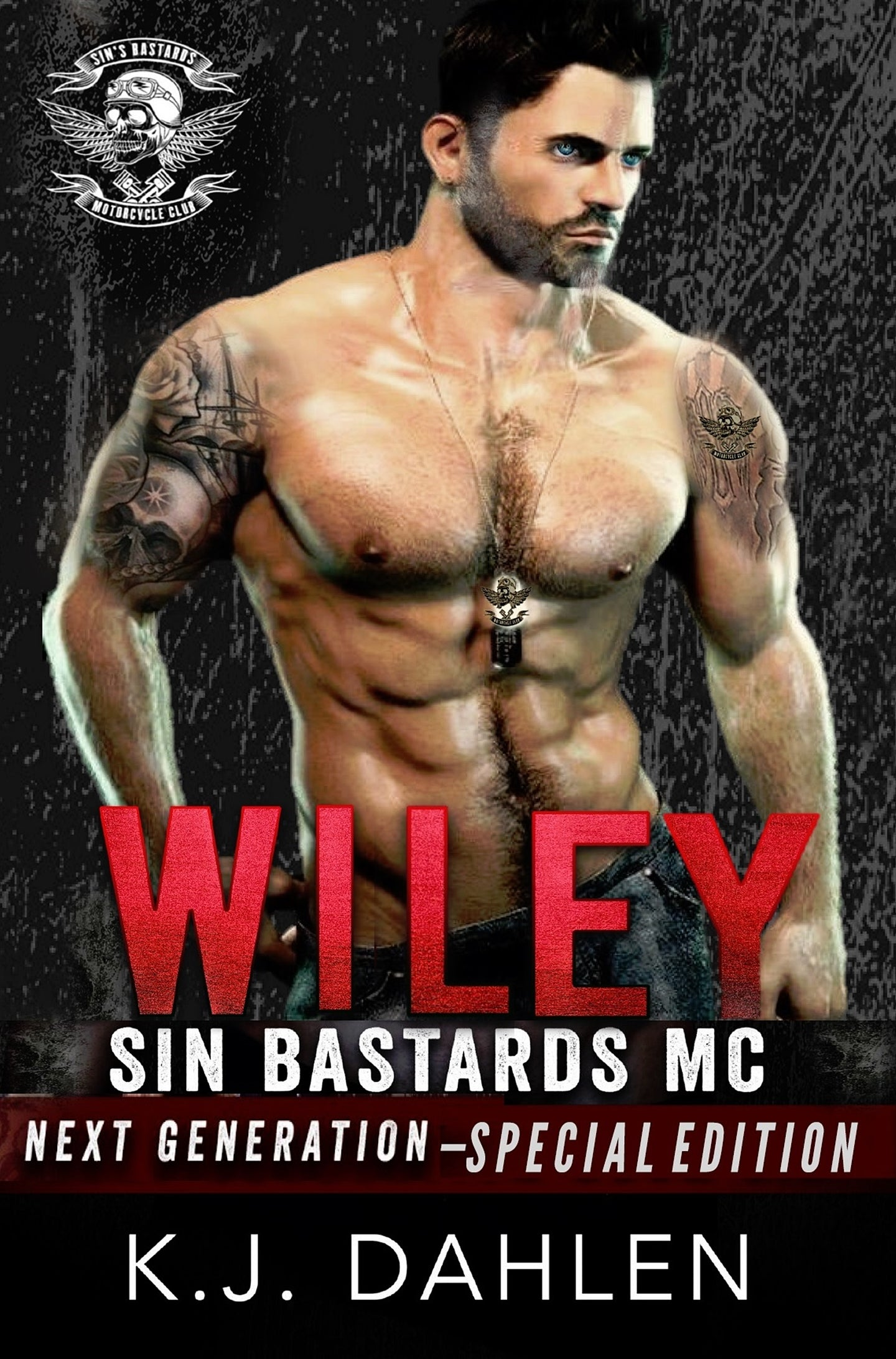 Wiley-Sin's Bastards MC Next Generation-Single