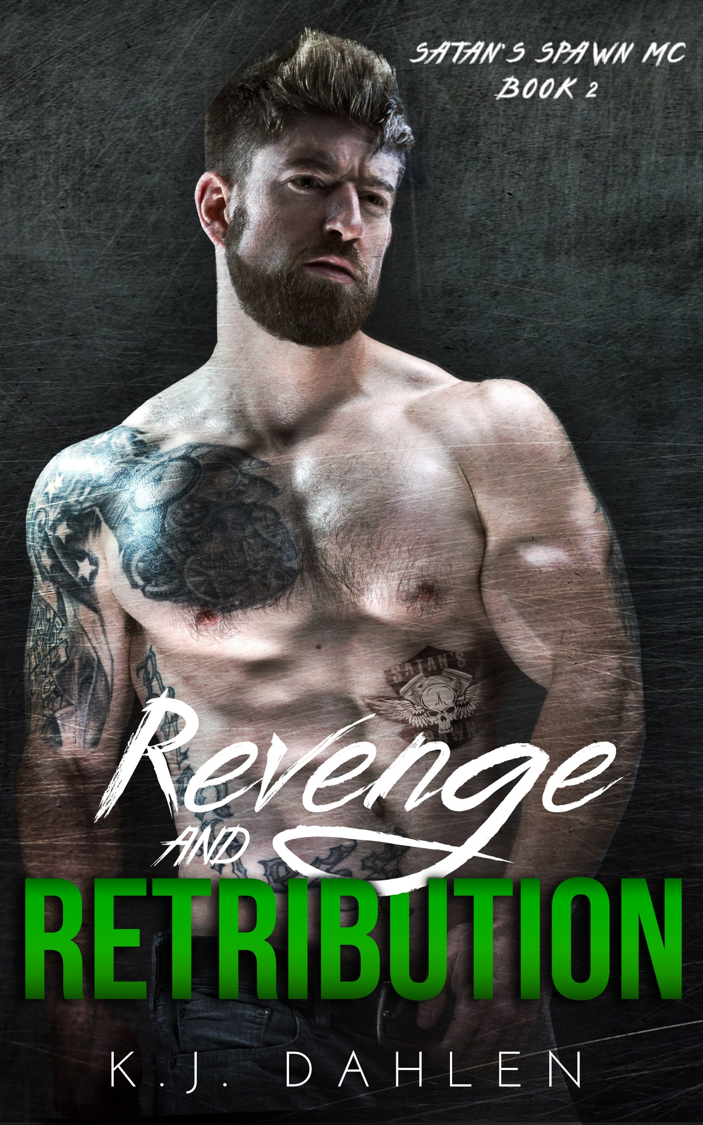Revenge & Retribution Book #2 Single