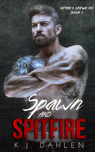 Spawn & Spitfire Book #1 -Single