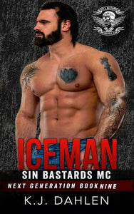 Iceman-Sin's- Bastards-Next Gen-#9-Single