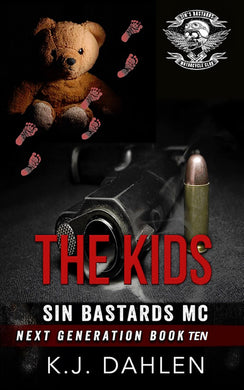 The Kids-Sin's Bastards MC-Next Gen#10-Single