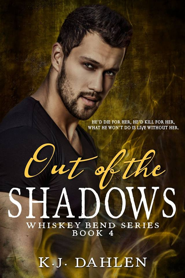 Out Of The Shadows (HADES) BOOK FOUR-single