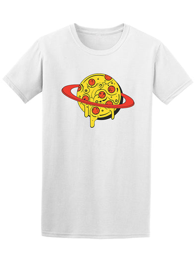 Comic Art Planet Cheesy Pizza Tee - Image by Shutterstock