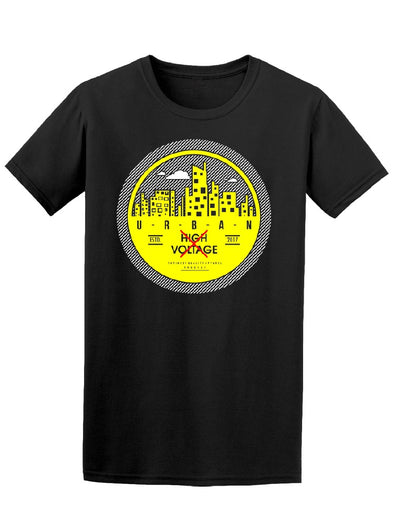 Vintage High Voltage City Tee Men's -Image by Shutterstock