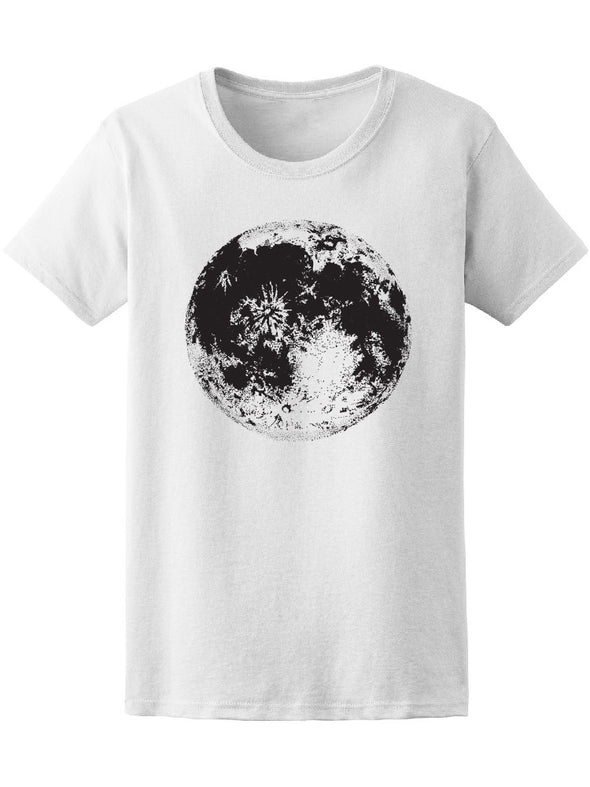Huge Moon Tee Men's -Image by Shutterstock