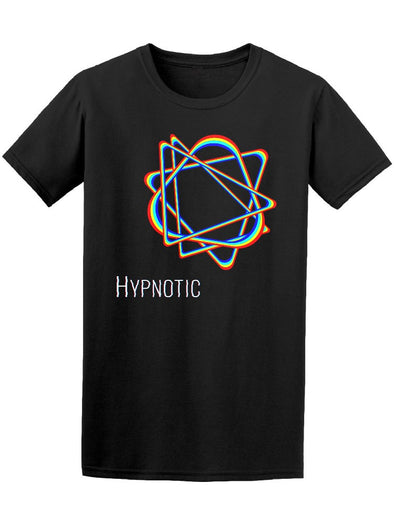 Cool Figure Hypnotic Tee Men's -Image by Shutterstock