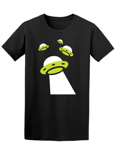 Alien Invasion Tee. Men's -Image by Shutterstock
