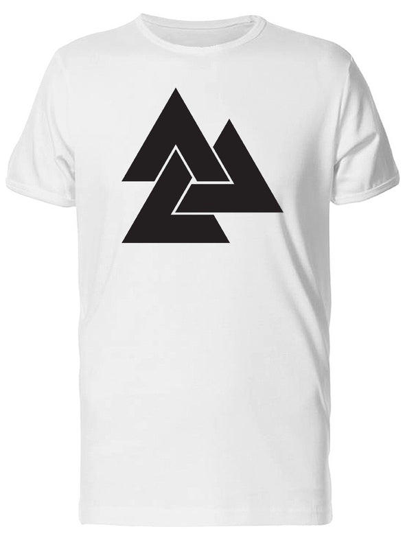 Viking Triangle Logo Tee Men's -Image by Shutterstock