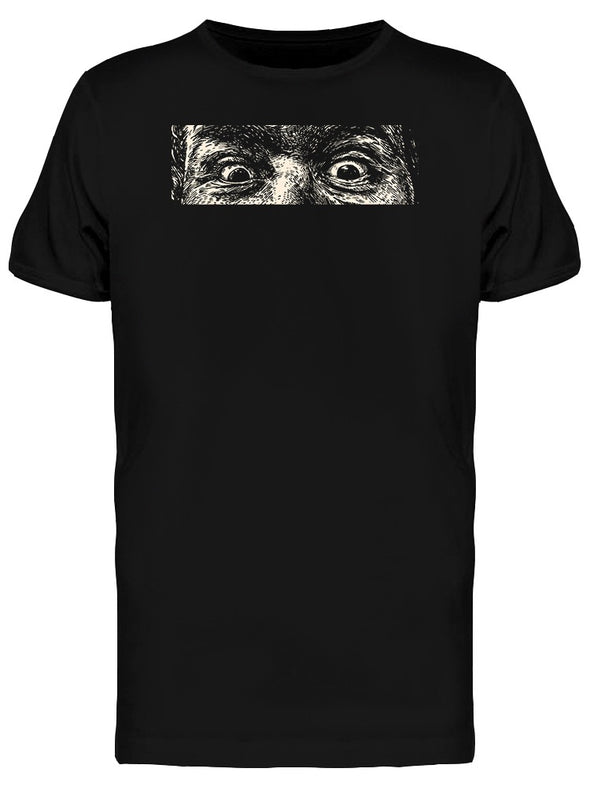 Crazy Stare Space Tee Men's -Image by Shutterstock
