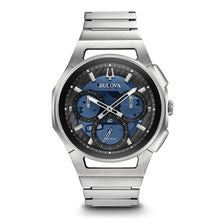 Load image into Gallery viewer, Bulova Curv Blue Dial  | 96A205
