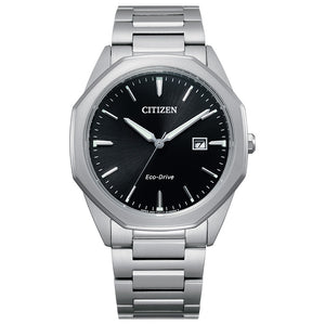 Citizen Eco-Drive Corso Black Dial Mens Watch | BM7490-52E