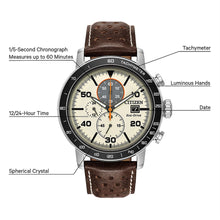Load image into Gallery viewer, Citizen Brycen Men's Eco-Drive Watch | CA0649-06X