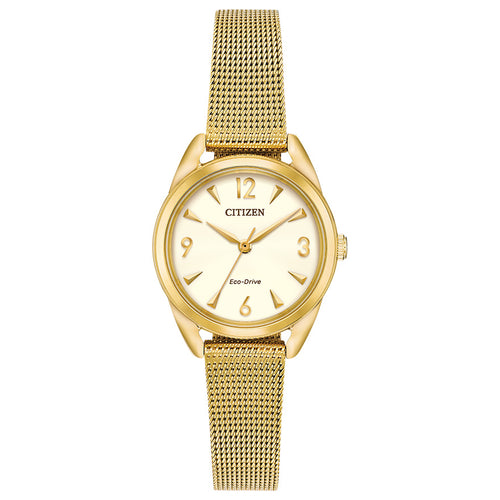 Citizen Drive Ladies Gold Tone Watch