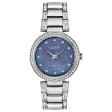 Load image into Gallery viewer, Citizen Silhouette Crystal | EM0840-59N-2