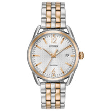 Load image into Gallery viewer, Citizen Drive Two-Tone Stainless Steel Eco-Drive Watch | FE6086-74A