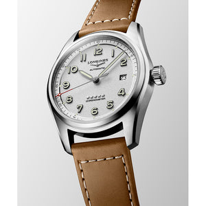 Longines Spirit 40mm Men's Automatic Watch | L3.810.4.73.2