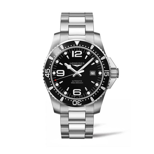 Longines HydroConquest 44MM Automatic Diving Watch | L3.841.4.56.6