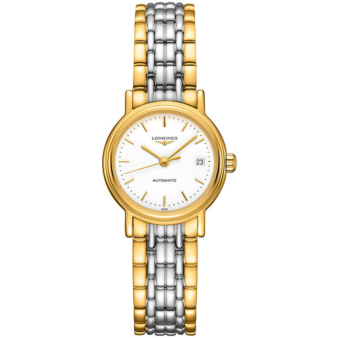 Longines Presence Automatic Ladies Watch | L4.321.2.12.7