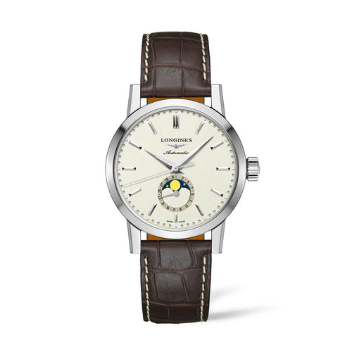 The Longines 1832 Moonphase  | L4.826.4.92.2
