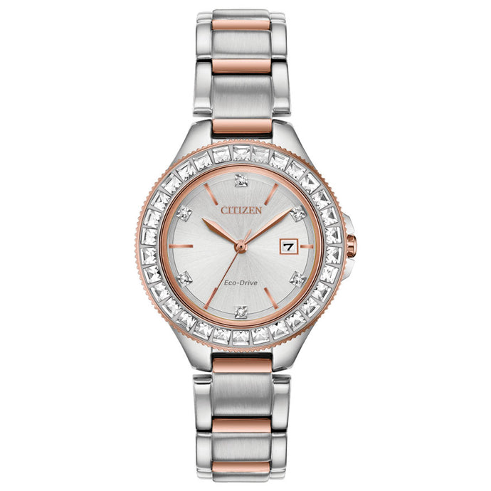 Citizen Silhouette Crystal | FE1196-57A