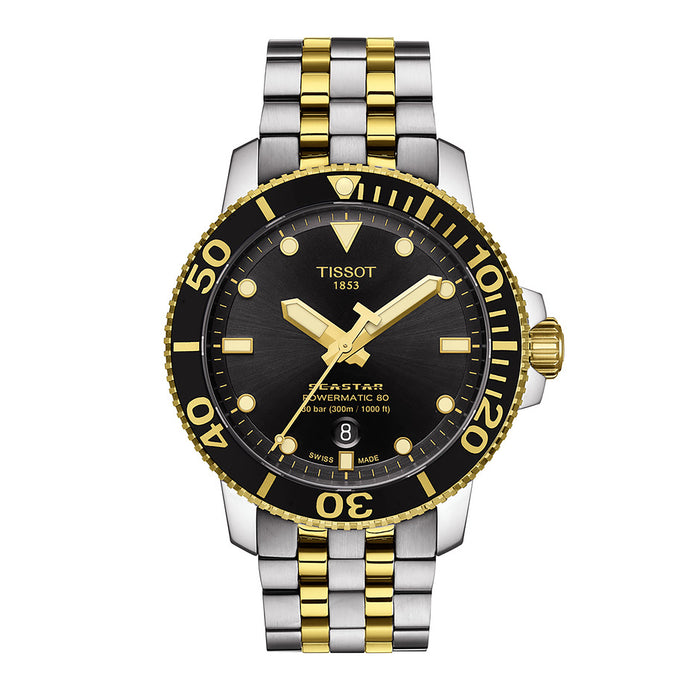 Tissot Seastar 1000 Powermatic 80 | T120.407.22.051.00