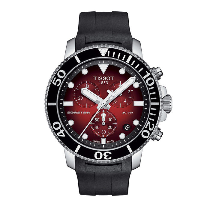 Tissot Seastar 1000 Chrongraph | T120.417.17.421.00
