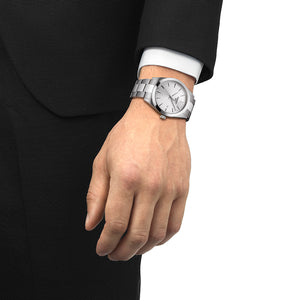 Tissot Gentleman Men's Quartz Watch 40mm | T127.410.11.031.00
