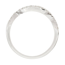 Load image into Gallery viewer, Matching Diamond Wedding Band in 10K White Gold (0.20ct tw)