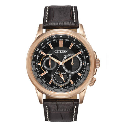 Citizen Men's Calendrier Eco-Drive Watch | BU2023-04E