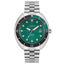 Load image into Gallery viewer, Bulova Men's Oceanographer Automatic In Green Dial | 96B322