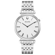 Load image into Gallery viewer, Bulova Men's Regatta Watch With White Dial | 96A232