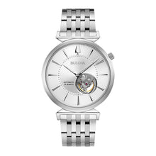 Load image into Gallery viewer, Bulova Men's Regatta Automatic in White Dial | 96A235