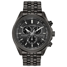 Load image into Gallery viewer, Citizen Brycen Men's Prepetual Calandar Chronograph Eco-Drive Watch | BL5567-57E