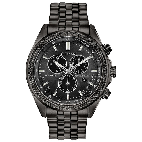 Citizen Brycen Men's Prepetual Calandar Chronograph Eco-Drive Watch
